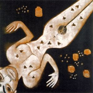 Francesco Clemente - Untitled (131)