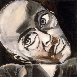 Francesco Clemente - Untitled (673)