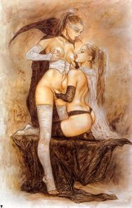 Luis Royo - Untitled (388)