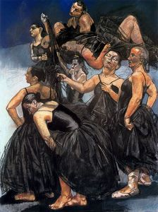 Paula Rego - Untitled (845)