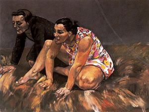 Paula Rego - Untitled (741)