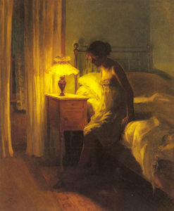 Peter Ilsted - Vilhelm no quarto