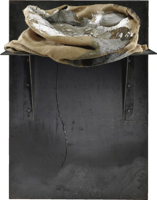Untitled (624) por Jannis Kounellis (1936-2017, Greece) | Copy Pintura | WahooArt.com