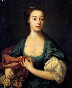 Jacopo Amigoni - Mrs Elizabeth Thompson, nee Croft de Stillington