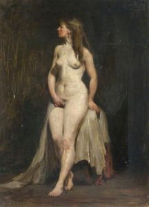James Lawton Wingate - De pé nu feminino