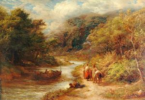 James Thomas Linnell - Gales do Sul