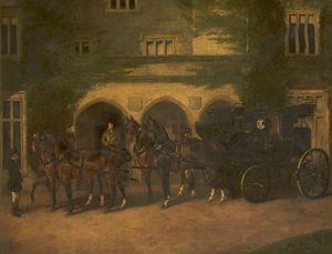 John Alfred Wheeler - Coach and Horses Quatro