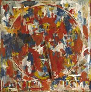 Jasper Johns - dispositivo expansivo