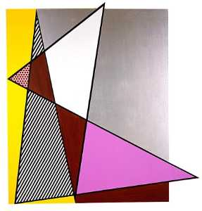 Roy Lichtenstein - Pintura imperfeita