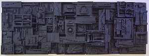 Louise Nevelson - céu Catedral