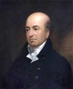 William Beechey - james worthington