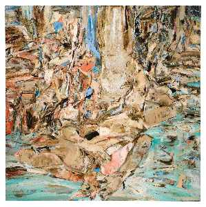 Cecily Brown - Summerstorm
