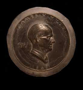 Paul Manship - james hazen hyde Medalha ( design para anverso )