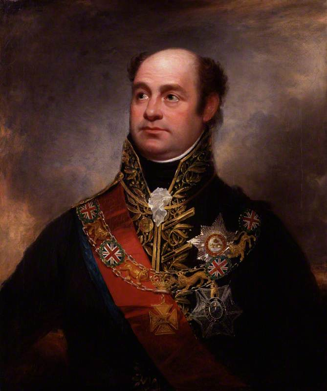 Compre Museu De Reproduções De Arte | william carr beresford , Visconde Beresford, 1815 por William Beechey (1753-1839, United Kingdom) | WahooArt.com