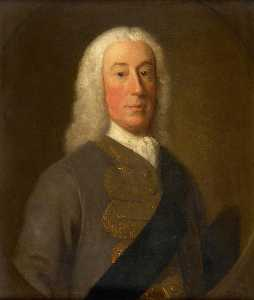 Allan Ramsay - james murray ( 1690–1764 ) , 2nd Duque de Atholl