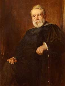 George Agnew Reid - david mavor masson ( 1822–1907 )