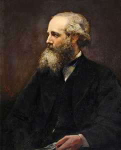 Lowes Cato Dickinson - james clerk maxwell , Companheiro , Físico