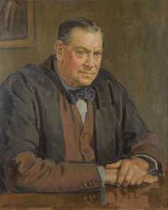 Henry Lamb - sir herbert richmond ( 1871–1947 ) , Mestre de downing Faculdade ( 1936–1947 )