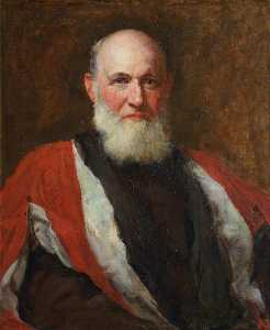 Walter William Ouless - James Porteiro , DD , Mestre ( 1876–1900 )