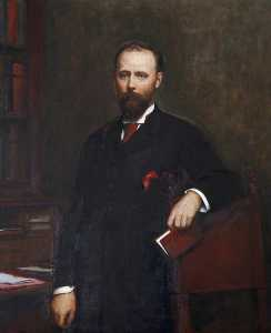 Walter William Ouless - thomas charles reginald agar robartes ( 1844–1930 ) , 2nd lord robartes e 6th Visconde Clifden