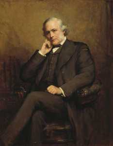 Walter William Ouless - Joseph ( 1827–1912 ) , lord lister de lyme regis