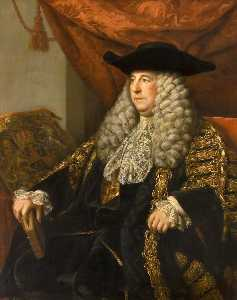 Nathaniel Dance-Holland - charles pratt Conde Camden , lord chancellor ( 1766–1770 )