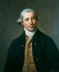 Nathaniel Dance-Holland - retrato de um homem ( provavelmente william currie , 1756–1829 , MP )