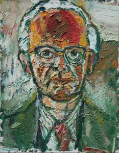 John Randall Bratby - dr. alfred leslie rowse 1903–1997