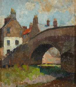 William George Gillies - Nungate Ponte , Haddington