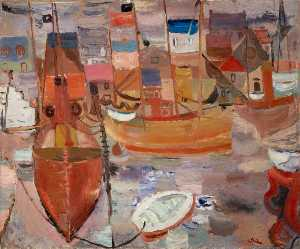 William George Gillies - O Harbour