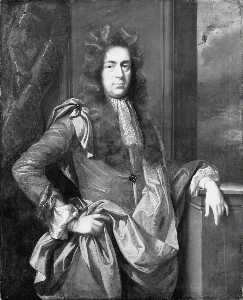 John Closterman - sir john aubrey ( c . 1650–1700 ) , 2nd Bt