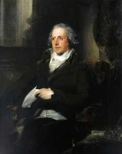 Thomas Lawrence - William Éden ( 1744–1814 ) , baron auckland