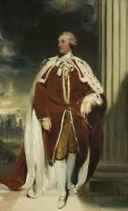 Thomas Lawrence - william henry bentinck cavendish , 3rd Duque de Portland