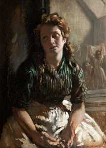 William Newenham Montague Orpen - repouso