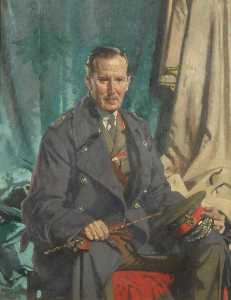 William Newenham Montague Orpen - Geral sir john s . Cowans ( 1862–1921 )