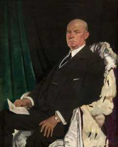 William Newenham Montague Orpen - sir thomas paxton ( 1860–1930 ) , senhor reitor de glasgow ( 1920–1923 )