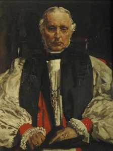 William Newenham Montague Orpen - William Oeste Jones