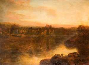 Henry Mark Anthony - Chepstow Castelo , Monmouthshire