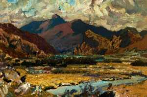 Christopher Williams - cader idris