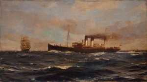 Thomas Jacques Somerscales - SS -Immingham-
