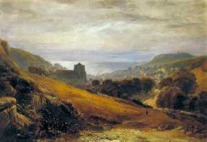 Edward William Cooke - old hastings
