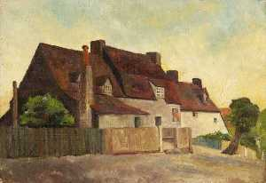 Charles Paget Wade - o 'Plough' Hotel , mill hill