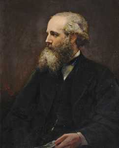 Lowes Cato Dickinson - james clerk maxwell ( 1831–1879 ) , Companheiro , Físico