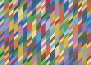 Bridget Riley - Nataraja