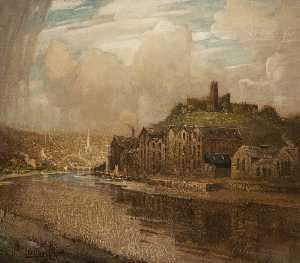 William Hoggatt - Primeiro George's Cais , Lancaster