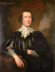 Thomas Bardwell - João buxton of channonz ( 1717–1782 )