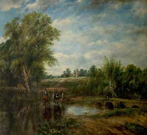 Frederick Waters (William) Watts - A Ford