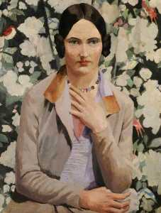 Richard Carline - Kate ( Katherine Adotivo ) ( b . 1904 )