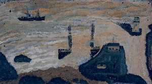 Alfred Wallis - Destruir do Alba