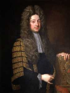 Jonathan Richardson The Elder - william cowper , 1st Conde de cowper ( 1665–1723 ) , lord chancellor